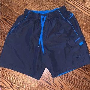 Speedo swimming trunks men's size m